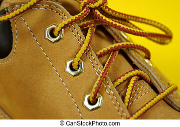 Boot Laces - Photo of Boot Laces