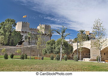 City of Valencia, Spain - Photo of City of Valencia, Spain...