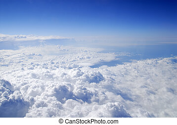 Clouds - Photo of Clouds From Plane