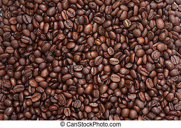 photo of coffee beans background