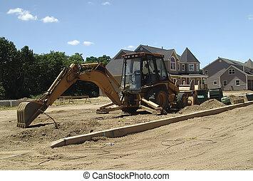 Construction Site - Photo of Construction Site