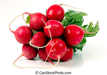 Radishes - Photo of Fresh Radishes