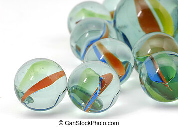 Marbles - Photo of Glass Marbles