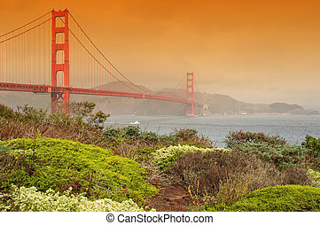 photo of golden gate bridge, san francisco, ca, usa