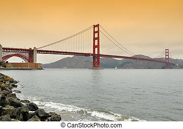 photo of golden gate bridge, san francisco, ca, usa