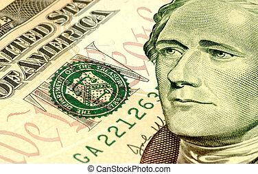 Hamilton - Photo of Hamilton From Ten Dollar Bill