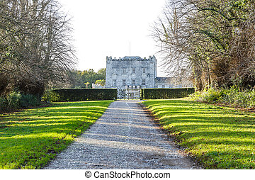 Huntington castle in county Clonegal Ireland