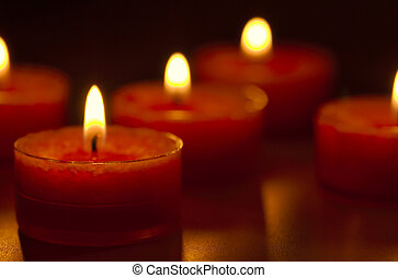 Candles - Photo of Lit Candles - Home Related Items