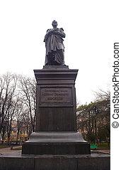Monument to Vorontsov, Odessa - Photo of Monument to...
