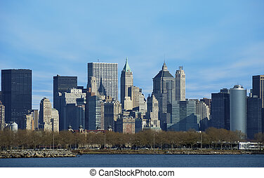 Cityscape - Photo of New York City Buildings - Cityscape