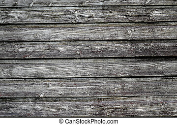 Photo of old vintage wooden masonry