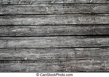 Photo of old vintage wooden masonry