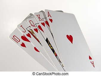 Playing Cards - Photo of Playing Cards