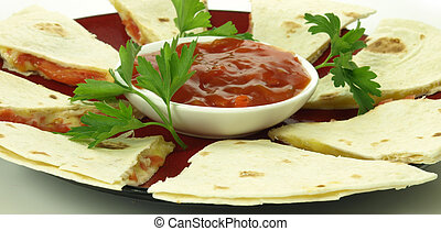 Photo of quesadilla