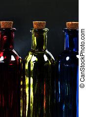 RGB Bottles