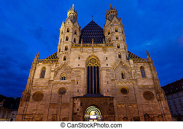 Photo of saint stephen's cathedral