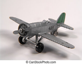 Toy Plane - Photo of Toy Plane