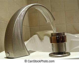 Tub Faucet - Photo of Tub Faucet