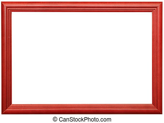 Photo of wood frame for a picture