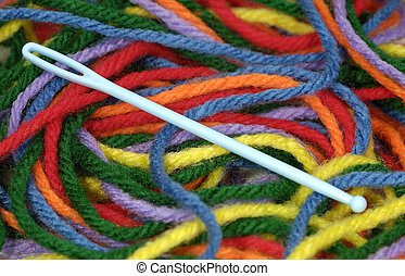 Yarn - Photo of Yarn