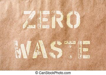 photo., papel, waste., fundo, letras, zero, texto, antigas