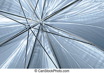 photo, parapluie, studio, lumière