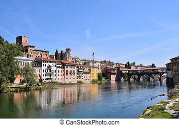 Medieval City Bassano del Grappa - Photo Picture of the ...