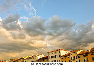 Castelfranco Veneto Medieval City - Photo Picture View of ...