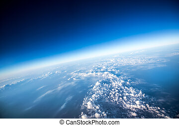 Planet Earth - Photo Planet Earth aerial view