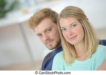 photo, pose couples