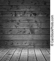photo, produit, bois, gris, gabarit