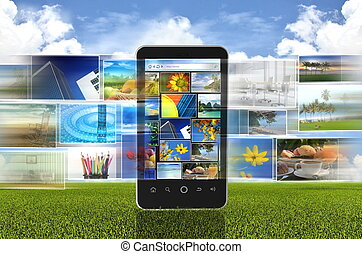 Photo Sharing Concept