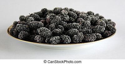 Organic Frozen Mulberry