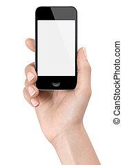 photo, smartphone, tenant main