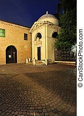 Tomb of Dante Alighieri