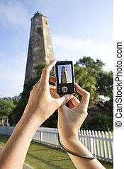 photo., turist