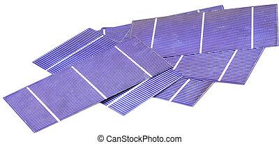 Photo-voltaic cells