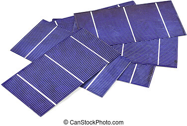 Photo-voltaic cells