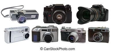 photocamers, få