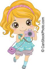 photographe, caucasien