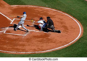 baseball - photographed major league baseball players at...