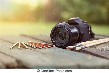 Photographer designer tools