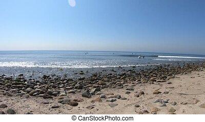 photographer in Topanga Beach
