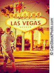 Pictures in Las Vegas