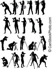 photographes, profils