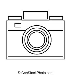 photographic camera icon