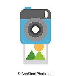 photographic camera picture gallery album