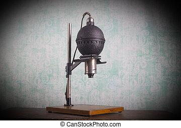 Photographic enlarger, darkroom equipment - Historical ...