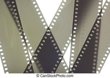 Photographic film background