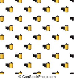 Photographic film pattern
